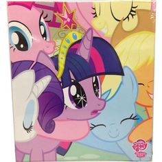 My Little Pony Trading Card Binder