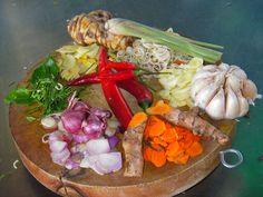 Kroeung, Khmer Curry Paste