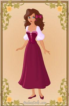 Azaleas Dolls Disney | The Disney Princesses Who Never Were - Azalea's Dolls