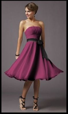 This dress can be great for parties, weddings, being in a bridal party or date night with your loved one.