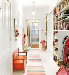 Pasillos bien decorados - Decoracion pasillos estrechos ...