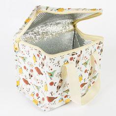 Lunch bag bird