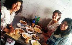 #GirlsAtDhabas: Pakistani women take selfies in 'male' spaces to promote gender equality