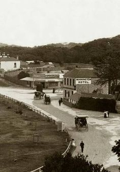 Mornington, 1890s - close to where I live - but totally different from what is is today!