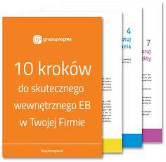Employer Branding w 10 prostych krokach - Bezpłatny ebook dostępny na naszej stronie lub na blogu. Zapraszamy! #employer #branding #eb #grupaprogres #progres
