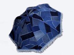 Recycled denim umbrella!!