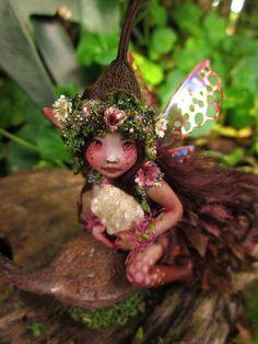 The Fantasy Dolls of Celia Harris