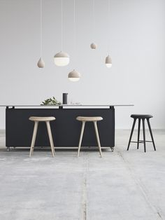 Liuku base & Terho lighting for Mater. www.materdesign.com