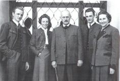 Herzog Albrecht von Bayern mit Familie