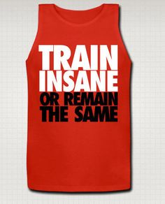 307c3a5436fbf Mens Train Insane Tank Top - Free Shipping.  32.00