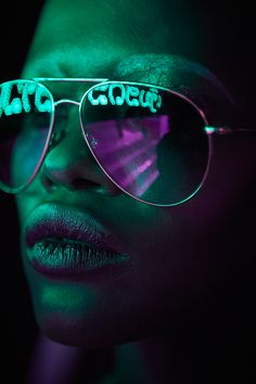 Matthew Guido is a photographer from Ontario, Canada and in his latest series Eye Candy, Guido tests the limits of light and colors. Captivated by Ren...