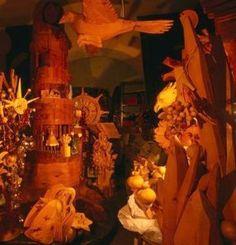 #FerdinandoCodognotto Wooden Sculpture Studio Via Dei Pianellari 14, Roma  www.FerdinandoCodognotto.com