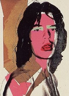 If you don't like The Rolling Stones then screw you! (Andy Warhol = Legend)