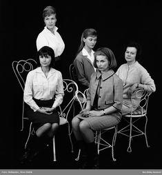 Harriet Andersson, Ingmar Bergman, Maj, Richard Avedon, Petra, Stockholm
