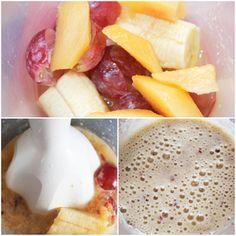 Poito de frutas
