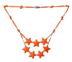 ComfyBaby Beads 'Falling Stars' Silicone Teething Necklace BPA Free - Goldfish Orange ComfyBaby Beads http://www.amazon.com/dp/B00YQJFRFE/ref=cm_sw_r_pi_dp_b.wowb048Q84V