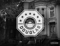 Stephen A. Douglas, a lawyer and politician during the Civil War era, purchased  land in 1852 and built his home on 35th Street. In 1861 the army set up Camp Douglas (first used as a training facility - later a p-o-w camp).  After the war Chicagoans acquired property, and streetcar stops and a commuter rail station were soon opened. These encouraged new residents, ranging from Chicago's elite to the working-class, who wanted to take advantage of the area's proximity to downtown.