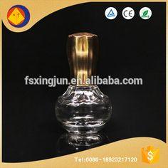 Gold supplier wholesale custom made fancy lotiform 15ml uv gel empty nail polish bottles pack
