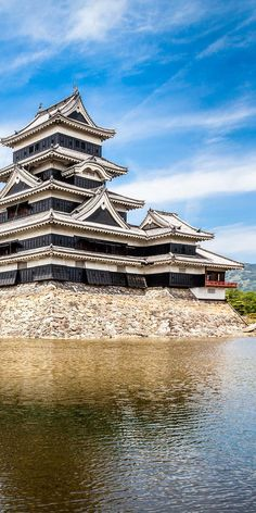 #Matsumoto_Castle or #Crow_Castle in #Matsumoto in #Nagano #Japan http://en.directrooms.com/hotels/district/1-3-712-17532/