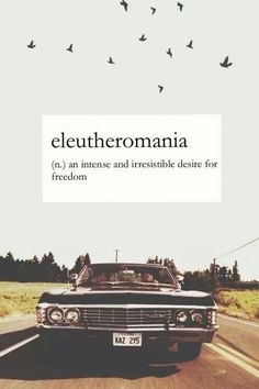 photography text quotes hippie hipster Typography landscape boho indie cars Grunge word bohemian freedom life quotes saying lifestyle old fashioned old car boho chic eleutheromania boho style old style free spins Unique Words, Beautiful Words, Cool Words, Awesome Words, Really Long Words, Interesting Words, Awesome Quotes, Rare Words, New Words