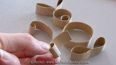 coller pour fermer la patte du lapin Napkin Rings, Mini, Egg Hunt, Baby Easter Basket, Egg Holder, Close Up, Rabbits, Gifts, Craft