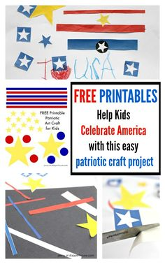 FREE Patriotic PRINT