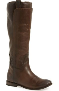 Frye 'Paige' Tall Riding Boot (Women) available at #Nordstrom
