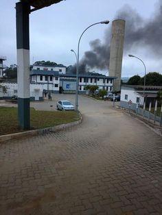 ALEXANDRE GUERREIRO: Presos fazem rebelião no CDP do Putim em São José ...
