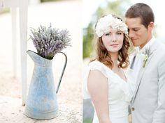 Love + Lavender, a lavender inspired wedding shoot in Sonoma, California - KT Merry Photography
