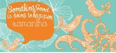 Something Good Is Going to Happen. Orange and Teal designer Personalised Mugs at Moonpig Personalised Mugs, Tatty Teddy, Funny Mugs, Mug Designs, Teal, Shit Happens, Orange, Retro, Cute