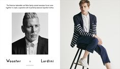 Wooster   Lardini at Barneys New York