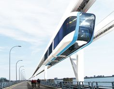 MGV Québec is a group that seeks to promote and create a high-speed monorail concept that can fit the needs for intercity transportation in Quebec as well as being an exportable technology for other regions and countries.Originally, this monorail conce…