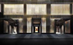 Ouverture du premier hôtel Baccarat, designé par Gilles & Boissier http://journalduluxe.fr/baccarat-gilles-boissier/
