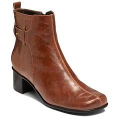 Women's A2 by Aerosoles Pepicenter - Mid Brown Combo