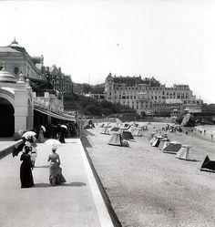 Biarritz - France  1900s