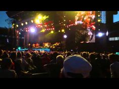 Bruce Springsteen Darlington County Live Ullevi 27 juli 2012