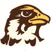 Hawks, Quincy University (Quincy, Illinois) Div II, Great Lakes Valley Conference #Hawks #Quincy #NCAA (L8077)