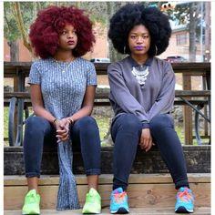 Afro boule | Petit dictionnaire non exhaustif du cheveu afro