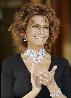 Channeling Sophia Loren in Cobalt or Dove Grey for Granny. #GrandmotherOfTheBride #NYWedding #TimelessElegance