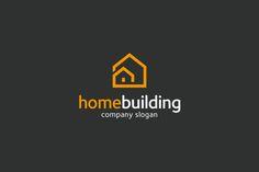 Home Building Logo by brandphant on @creativemarket