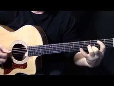"how to play ""Going to California"" on guitar by Led Zeppelin - acoustic guitar lesson tutorial - YouTube"