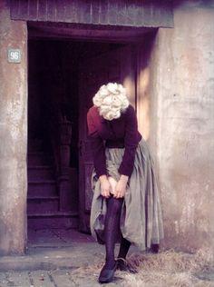 •Marilyn by Milton Greene, 1956