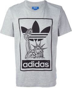 Adidas 'Statue of Liberty' T-shirt