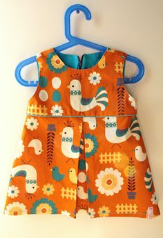 Not usually in the habit of pinning kiddie clothes, but OH: would that I could enlarge this to my size.