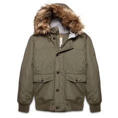timberland manteau