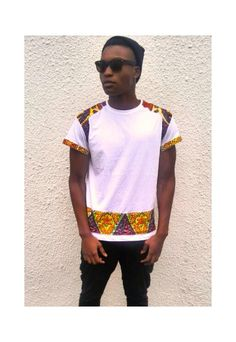 African Print T-shirt by ModernHeritageLLP on Etsy