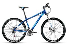 "Trinx MTB Mens Mountain Bike 27.5 inch Shimano Gears 21-Speed 16"" C200 Bicycle"