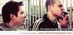 Green Street Hooligans (2005) - movie quote
