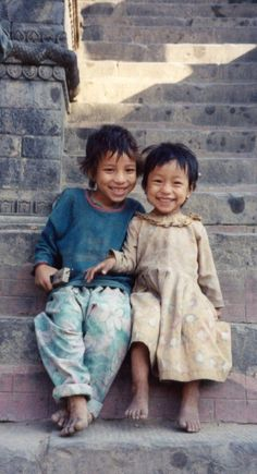 Nepal - friends :)