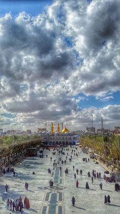ya hussain a. Ya Hussain Wallpaper, Imam Hussain Wallpapers, Karbala Iraq, Imam Hussain Karbala, Islamic Images, Islamic Pictures, Ali Islam, Mecca Islam, Mecca Kaaba